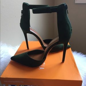 Shoe Republic Carly Stiletto Heels
